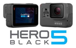 gopro telecamera hero 5 black